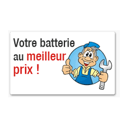 Batteries voitures