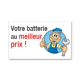 Batteries voitures, Batteries Normales : Calcium+ Garantie 2 ans